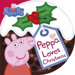 Peppa Loves Christmas
