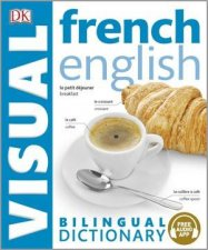 French English Bilingual Visual Dictionary by DK