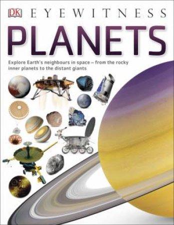 DK Eyewitness: Planets by DK