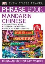 Chinese Eyewitness Travel Phrase Book