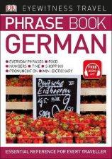 German Eyewitness Travel Phrase Book