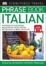 Italian Eyewitness Travel Phrase Book