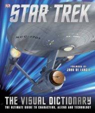 Star Trek: The Visual Dictionary by Various