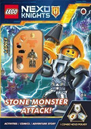 LEGO NEXO KNIGHTS: Stone Monster Attack! by Various