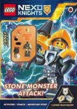 LEGO NEXO KNIGHTS Stone Monster Attack