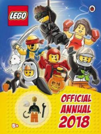 Lego Official Annual 2018 by Various