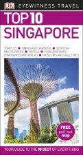 DK Eyewitness Travel Guide Top 10 Singapore 5th Ed