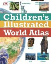 Childrens Illustrated World Atlas