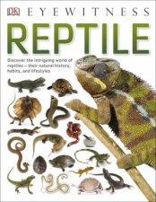 DK Eyewitness Reptile