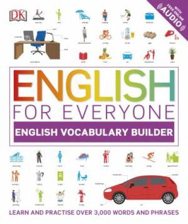 English For Everyone: English Vocabulary Builder by Various
