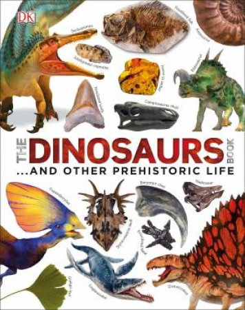 The Dinosaur Book by Various