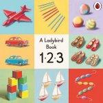 123 A Ladybird Vintage Board Book