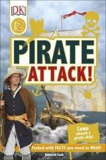 DK Reads Pirate Attack