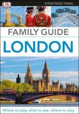 London DK Eyewitness Family Travel Guide