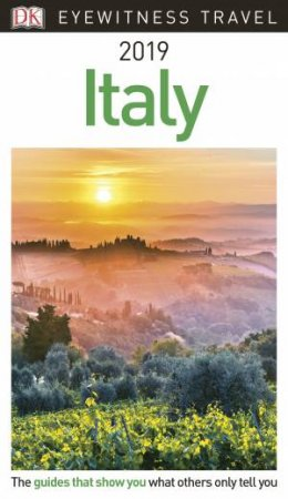 DK Eyewitness Travel Guide: Italy 2019