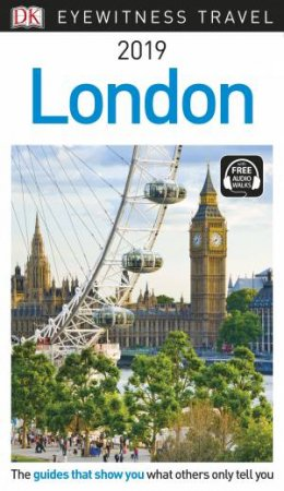 DK Eyewitness Travel Guide: London 2019