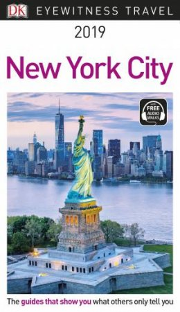 DK Eyewitness Travel Guide: New York City 2019