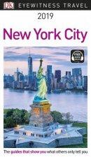 DK Eyewitness Travel Guide New York City 2019