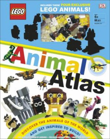 LEGO Animal Atlas by Various