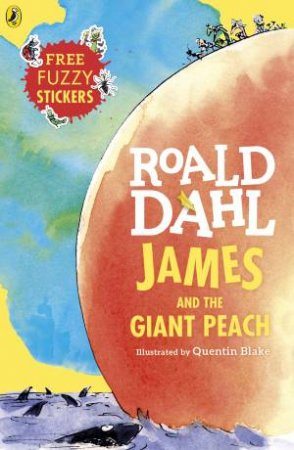 James And The Giant Peach (Novelty Edition)