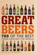Great Beers by Tim Hampson