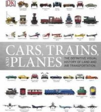 Cars, Trains And Planes by Various