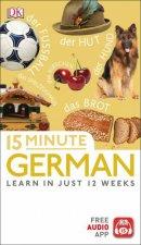 15 Minute German DK Learn in Just 12 Weeks