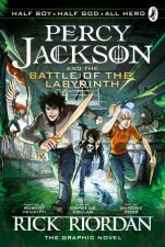 The Battle Of The Labyrinth Graphic Novel