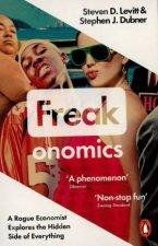 Freakonomics by Steven D. Levitt & Stephen J. Dubner