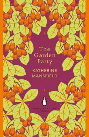 The garden party by katherine mansfield 9780241341643 - The garden party katherine mansfield ...