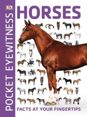 Pocket Eyewitness Horses by DK