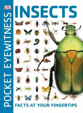 Pocket Eyewitness Insects by Various