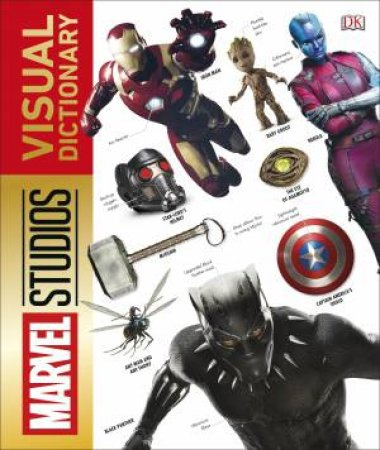 Marvel Studios Visual Dictionary by Various