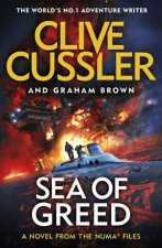 Sea of Greed by Clive Cussler & Graham Brown