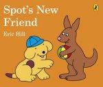 Spots New Friend