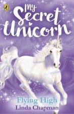 My Secret Unicorn Flying High