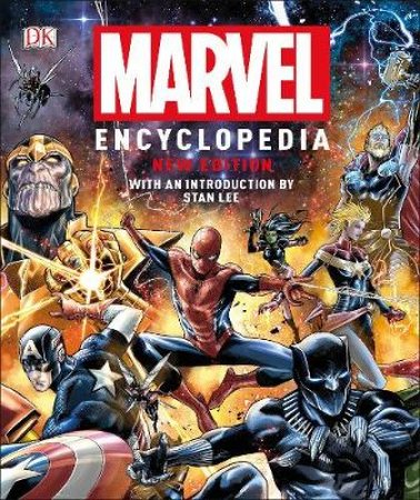 Marvel Encyclopedia: New Edition by Various