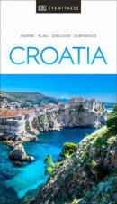 Eyewitness Travel Guide Croatia  3rd Ed