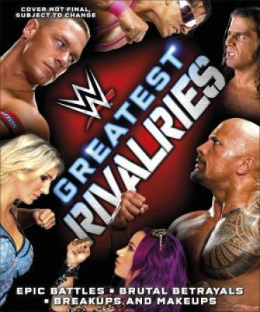 WWE Greatest Rivalries by Various
