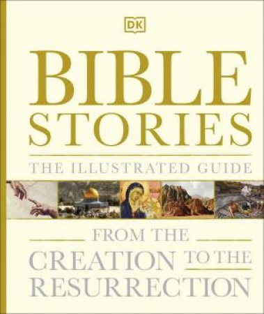 Bible Stories The Illustrated Guide by Various