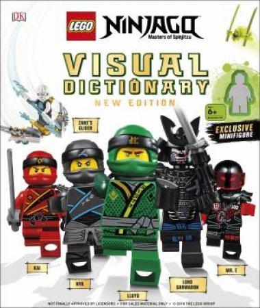 LEGO Ninjago Visual Dictionary: New Edition by Various