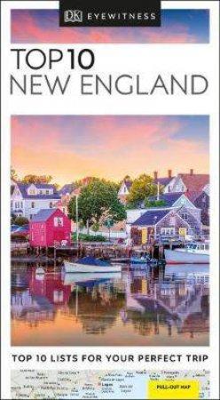 Eyewitness Travel: Top 10 New England