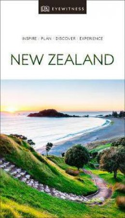 Eyewitness Travel: New Zealand