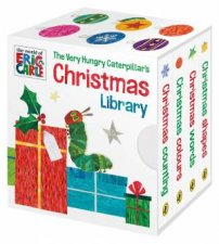 The Very Hungry Caterpillars Christmas Library
