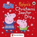 Peppa Pig Peppas Christmas Jumper Day