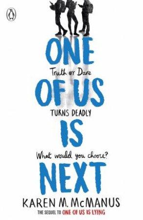 One Of Us Is Next by Karen McManus