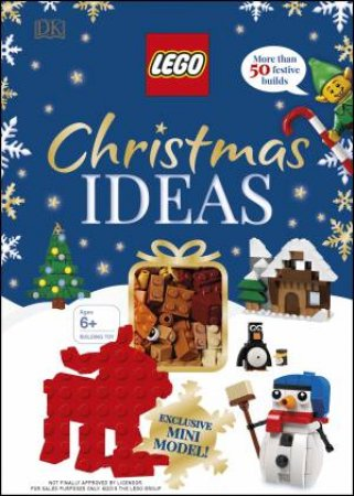 LEGO Christmas Ideas: With Exclusive Mini Model by Various