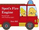 Spots Fire Engine