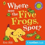 Where Are The Five Frogs Spot