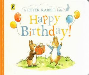 A Peter Rabbit Tale: Happy Birthday